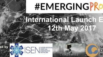 ISEN supports International #Emerging Proud; a campaign aimed at ending the stigma of challenging transformative experiences, in order to 'Rethink madness'.